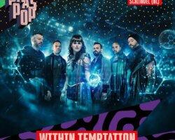 Nieuwe headliner Paaspop: Within Temptation