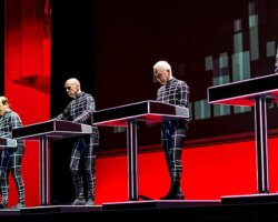Kraftwerk naar Best Kept Secret festival
