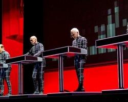 Kraftwerk naar Best Kept Secret festival