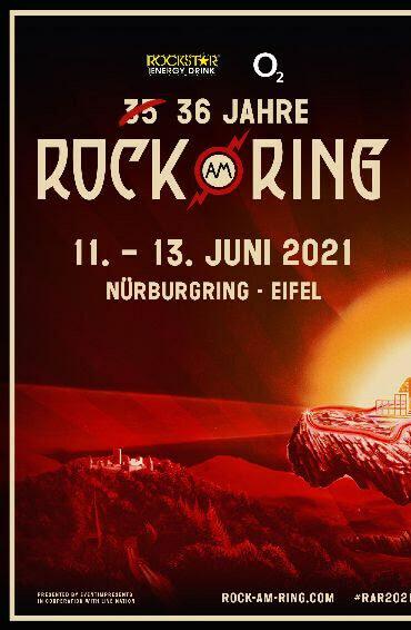 Rock Am Ring 2021 Stream