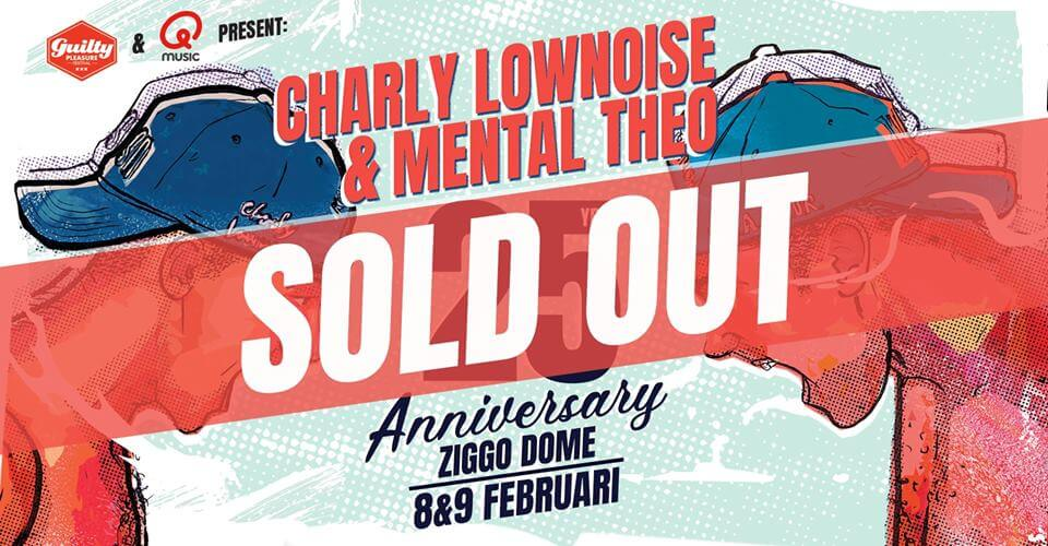 charly lownoise and mental theo line up