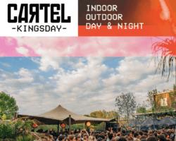 Programma Cartel Kingsday bekend