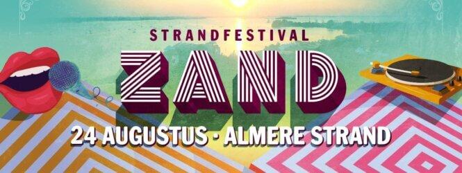 Eerste namen van Strandfestival ZAND bekend