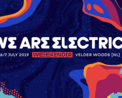 Kaartverkoop We Are Electric gestart, eerste headliners bekend