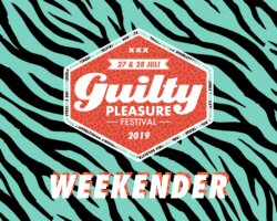 Line-up Guilty Pleasure Festival bekend!