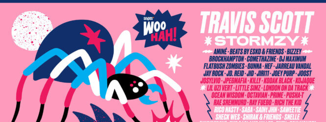 Stormzy en Trippie Redd toegevoegd aan WOO HAH! line-up