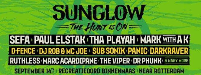 Sunglow line-up bekend gemaakt!