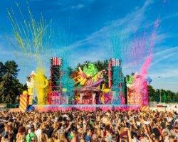 Line-up Crazy Sexy Cool Festival bekend