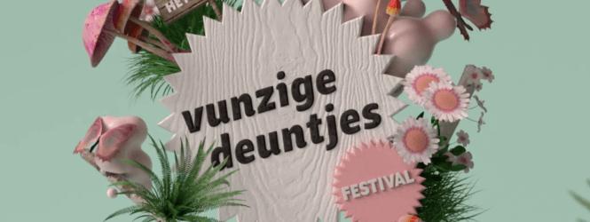 Vunzige Deuntjes Festival gaat door!