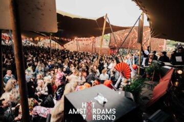 Amsterdams Verbond van Tuinen van West naar Olympisch Stadion