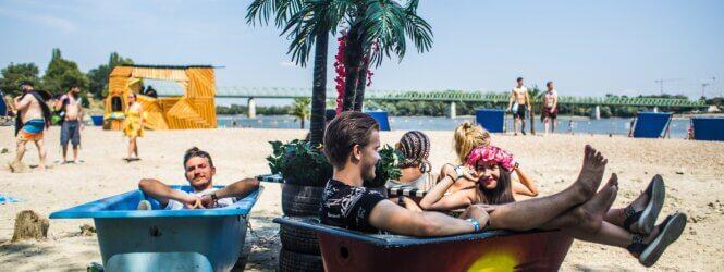 10 redenen waarom jij naar Sziget wilt!