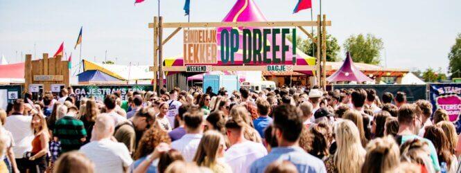 Report Op Dreef: Naast alle heerlijke R&B en techno ook genieten van meezingers uit de Jordaan