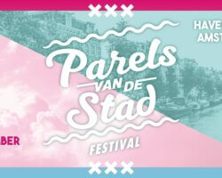 Line-up Parels van de Stad bekend!