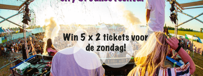 Winactie City of Dance Festival 5×2 tickets