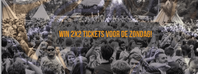 Winactie Nomads Festival 2×2 tickets