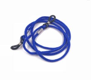 Zonnebril touwtje blauw