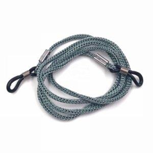 Zonnebril touwtje grijs