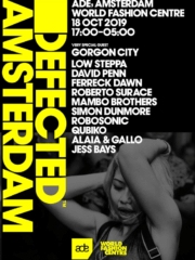 ADE: Defected Amsterdam
