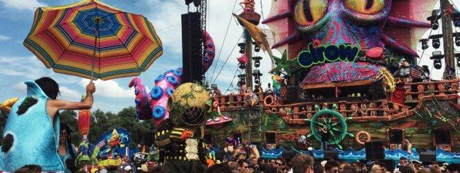 Report: Elrow Town Festival Antwerpen 2019
