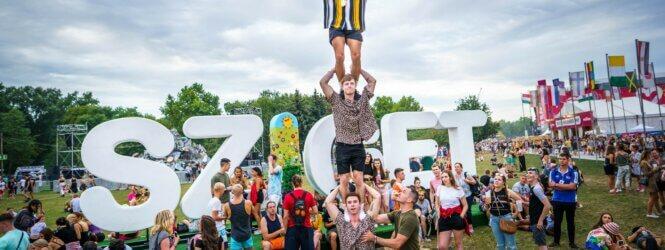 Discofeestjes tot in de vroege uurtjes en shotjes Palinka: report Sziget festival 2019
