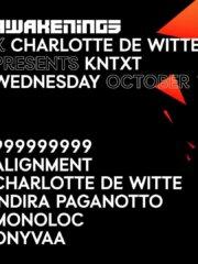 ADE: Awakenings x Charlotte de Witte