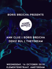 ADE: Awakenings – Boris Brejcha x FCKNG SERIOUS