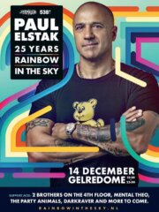 Paul Elstak – 25 years Rainbow in the Sky
