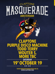 ADE: The Masquerade by Claptone