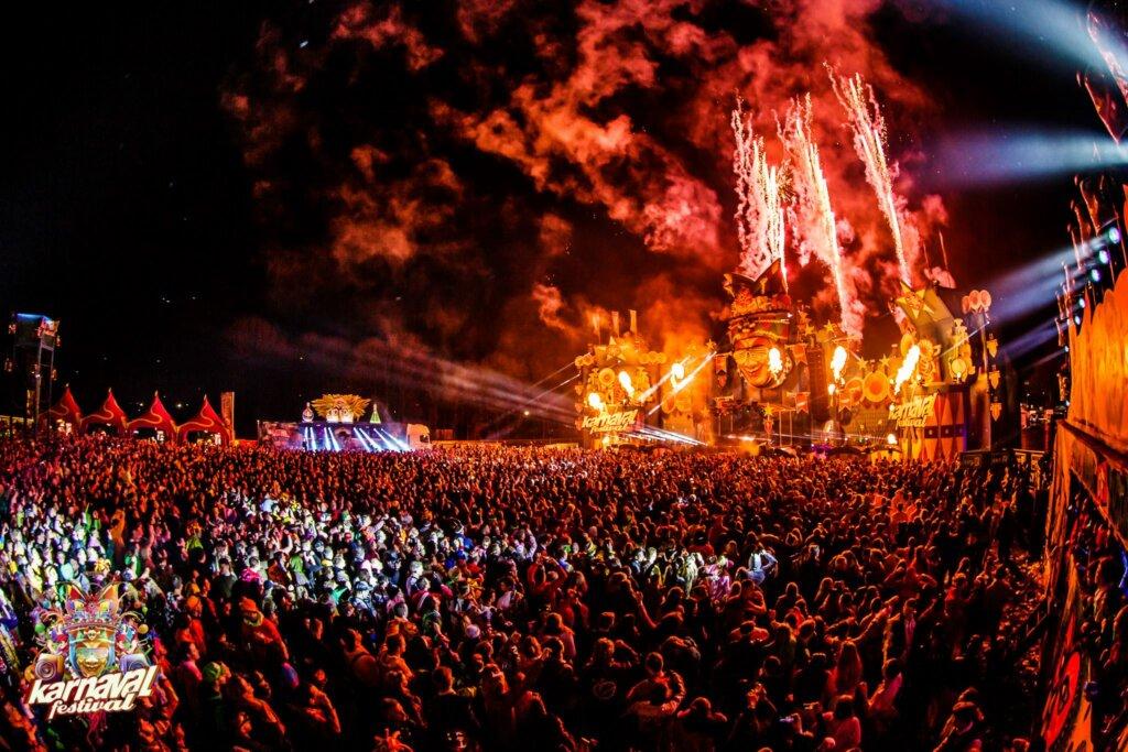 Karnaval festival line-up 2020