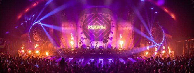 Rebirth Indoor Festivals: Rebellion & Reactivate!