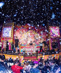 Stage Bram Krikke Festyland 2019