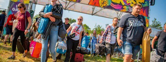Camping Zwarte Cross alleen nog toegankelijk voor 18+