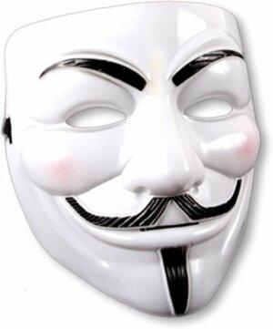 v for vendetta masker