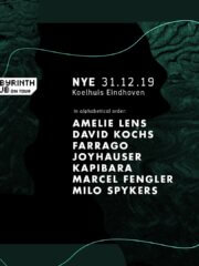 NYE with Amelie Lens