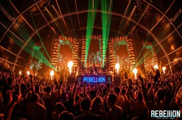 Report: REBELLiON | Call of the Dome
