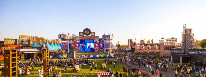 Garantiefonds: vanaf 1 juli weer festivals?