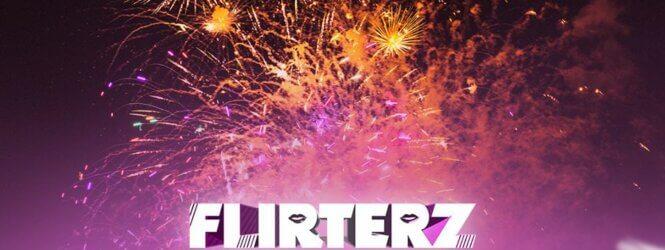Winactie Flirterz New Years Eve 5×2 tickets