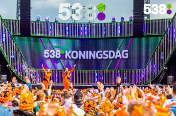 Ticketverkoop 538 Koningsdag start binnenkort!