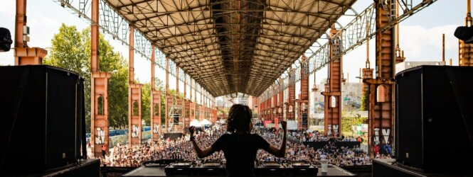Top 10 techno festivals van Europa in 2020