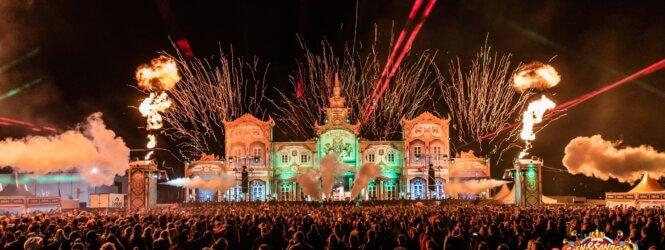 Festivals met Koningsnacht 26 april 2020