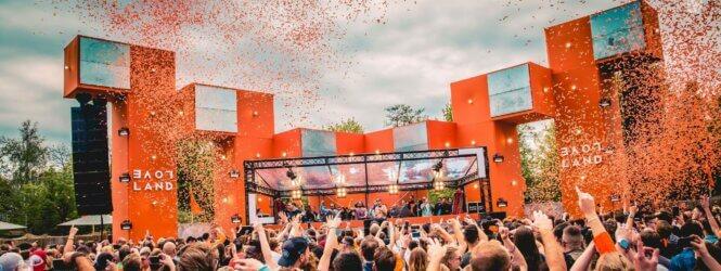 Loveland van Oranje maakt Line-up bekend!
