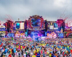 Pre-Sale Tomorrowland start 25 januari om 17:00 uur!