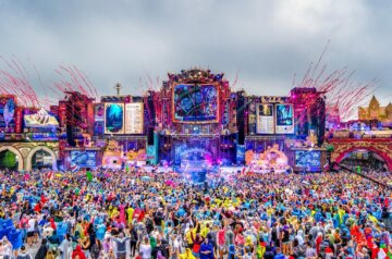 Grote festivals mogen weer doorgaan in België
