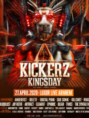 Kickerz Kingsday