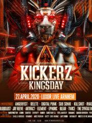 Kickerz Kingsday