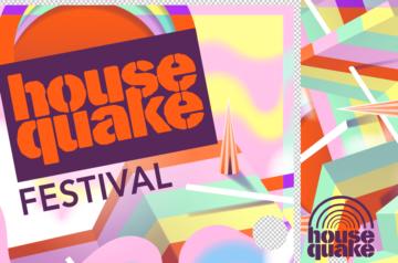Housequake Festival keert terug in 2020!