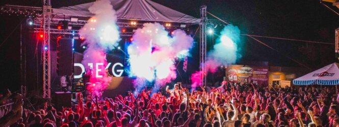 Hoe organiseer ik een festival?