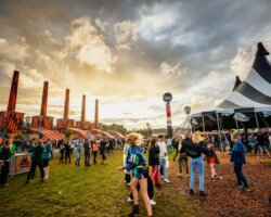 Geen festivals tot 1 september