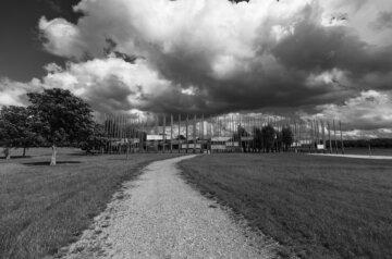 In beeld: Verlaten festivalterreinen