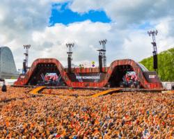 Twee grote test-festivals voor 10.000 bezoekers